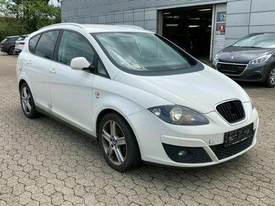 brugt Seat Altea XL 2,0 TDi 140 Style Van