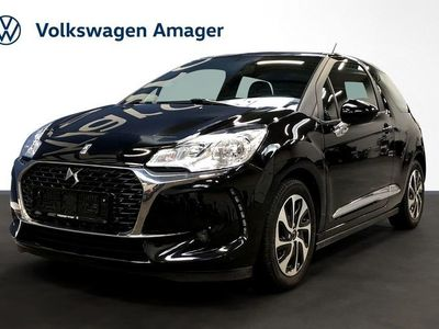 brugt DS Automobiles DS3 1,6 BlueHDi 100 Style+