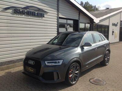 brugt Audi RS Q3 2,5 TFSi performance quattro S-tr.