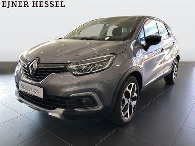 begagnad Renault Captur 1,5 dCi 90 Intens EDC