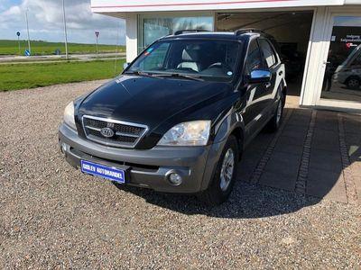 käytetty Kia Sorento 2,5 CRDi EX aut. Van