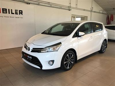 gebraucht Toyota Sportsvan 1,6 D-4D T2 Vision 112HK Van 6g