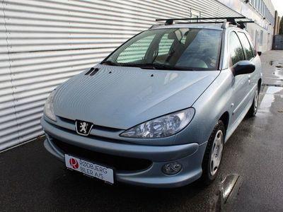 brugt Peugeot 206 1,6 XS SW