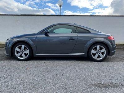 gebraucht Audi TT 2,0 TFSI Quat S Tron 230HK 2d 6g Aut.