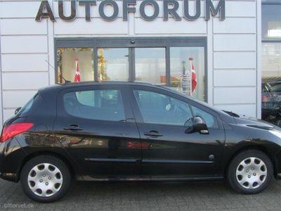 brugt Peugeot 308 1,6 HDi 92HK 4d