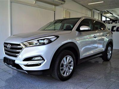 käytetty Hyundai Tucson 1,7 CRDi 115 Trend