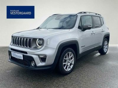 brugt Jeep Renegade 1,6 MJT Limited First Edition 120HK 5d 6g
