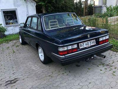brugt Volvo 244 UOPLYST 2,3