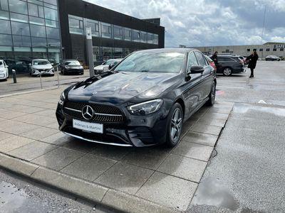 brugt Mercedes E300 2,0 D/EL AMG 9G-Tronic 316HK