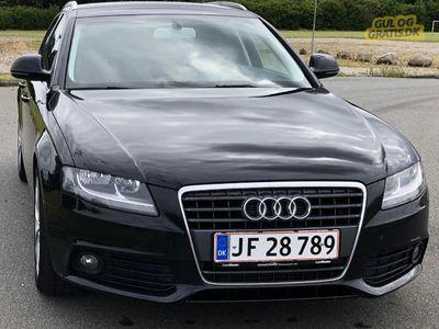 brugt Audi A4 Advant 2.0 TDI 143 Årg 2009