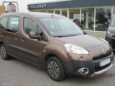 brugt Peugeot Partner 1,6 VTi Active 98HK
