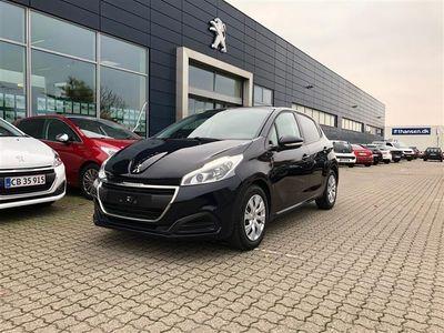 brugt Peugeot 208 Active 1,6 Blue HDI 100