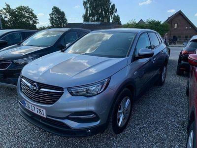brugt Opel Grandland X 1,6 CDTi 120 Enjoy