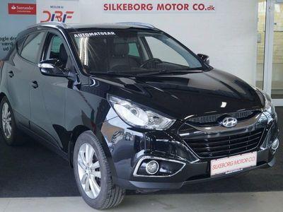 usado Hyundai ix35 2,0 CRDi 184 Premium aut. 4WD