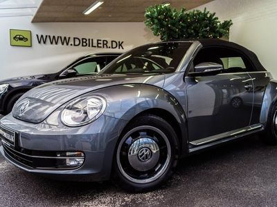 brugt VW Beetle The1,2 TSi 105 Life Cabriolet