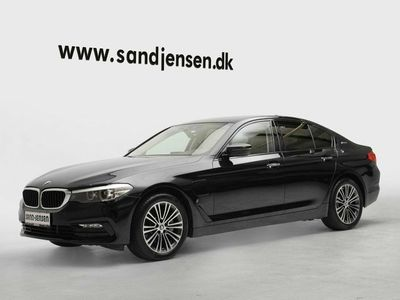 used BMW 530 e 2,0 iPerformance Sport Line aut.