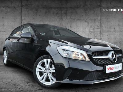 gebraucht Mercedes A200 1,6 Edition 7G-DCT 156HK 5d 7g Aut.