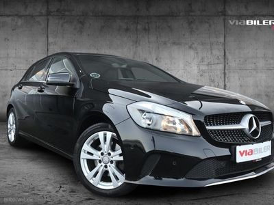 usata Mercedes A200 1,6 Edition 7G-DCT 156HK 5d 7g Aut.