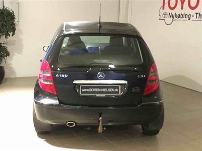 brugt Mercedes A180 2,0 CDI 109HK 5d 6g