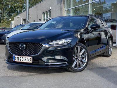 brugt Mazda 6 2,5 Skyactiv-G Optimum 194HK Stc 6g Aut.