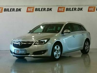 brugt Opel Insignia T 140 Edition Sports Tourer eco