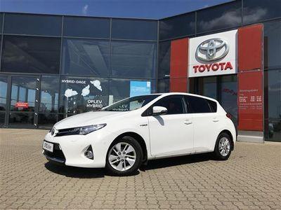 brugt Toyota Auris 1,8 VVT-I H2+ Comfort E-CVT 136HK 5d Aut.