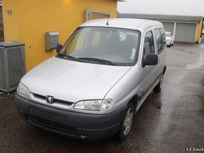 brugt Peugeot Partner 1,4 SX