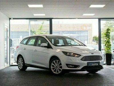 brugt Ford Focus 1,5 SCTi 150 Titanium stc.