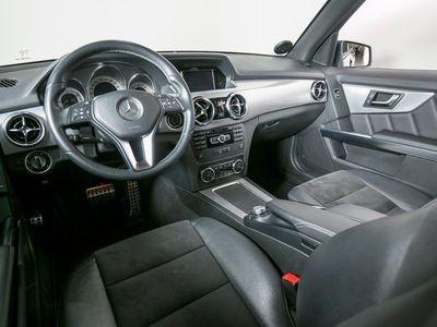 brugt Mercedes GLK220 2,2 CDi aut. BE Van