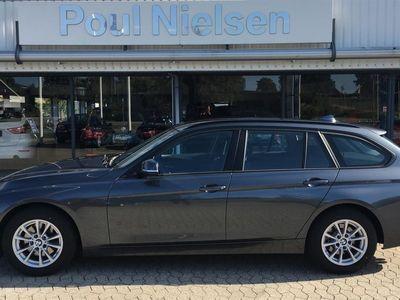 usado BMW 320 d Touring 2,0 D Executive Steptronic 190HK Stc 8g Aut.