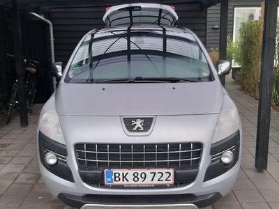 brugt Peugeot 3008 1,6 HDi 114 HK