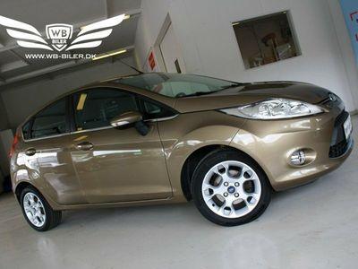 usado Ford Fiesta 1,25 82 Titanium