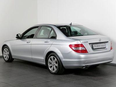 brugt Mercedes C220 2,2 CDi Classic aut.