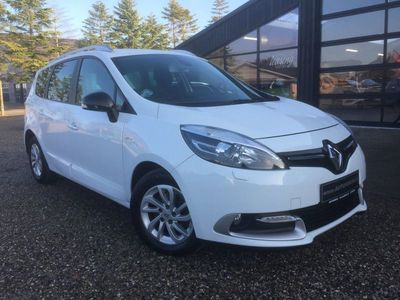 gebraucht Renault Grand Scénic III 1,6 dCi 130 Limited Edition ESM