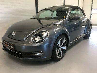 brugt VW Beetle The1,4 TSi 160 Sport Cabriolet DSG