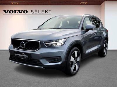 brugt Volvo XC40 2,0 D4 Momentum AWD 190HK 5d 8g Aut.