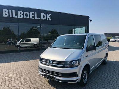 brugt VW Transporter 2,0 TDi 140 Mandskabs-/Kassevogn