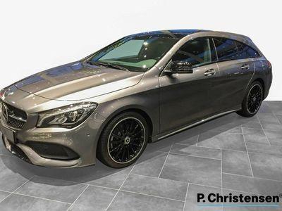brugt Mercedes CLA220 d 2,2 SB aut. 4-M