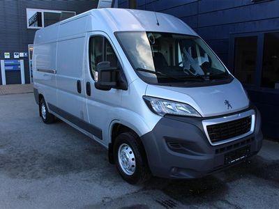 brugt Peugeot Boxer 333 L3H2 2,2 HDI Premium 130HK Van 6g