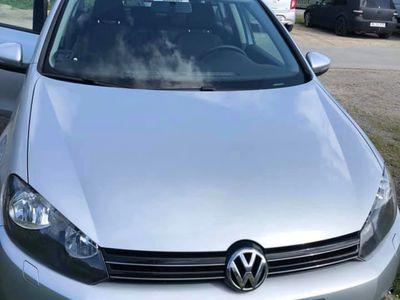 brugt VW Golf 2.0 140 HK Comfortline