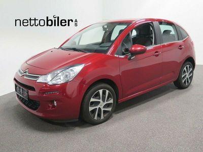 brugt Citroën C3 1,6 BlueHDi 100 Cool Comfort