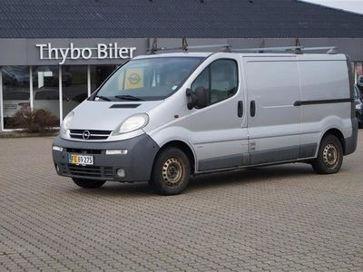 brugt Opel Vivaro 1,9 DTI 100HK Van