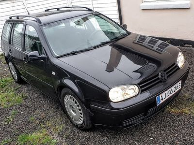 brugt VW Golf 2.0 116 HK