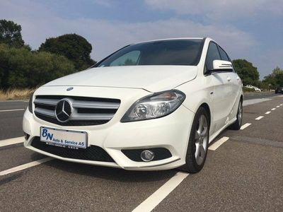 used Mercedes B200 2,0 CDi Van