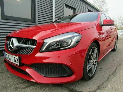 brugt Mercedes A200 d 2,2 Edition aut.