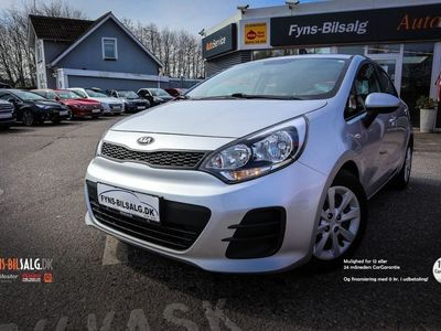 brugt Kia Rio 1,2 CVVT Style+ Limited