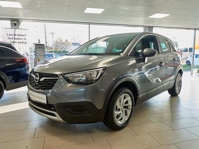 gebraucht Opel Crossland X 1,2 T Innovation Start/Stop 110HK 5d 6g Aut.