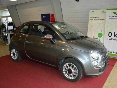brugt Fiat 500C Popstar