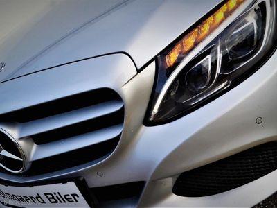 brugt Mercedes C220 T 2,1 Bluetec 7G-Tronic Plus 170HK Stc 7g Aut.