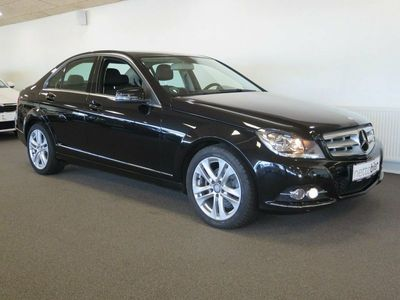 used Mercedes C200 2,2 CDi Avantgarde BE